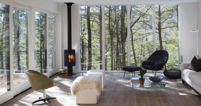 Creek House - modern design by Studio MM Architect