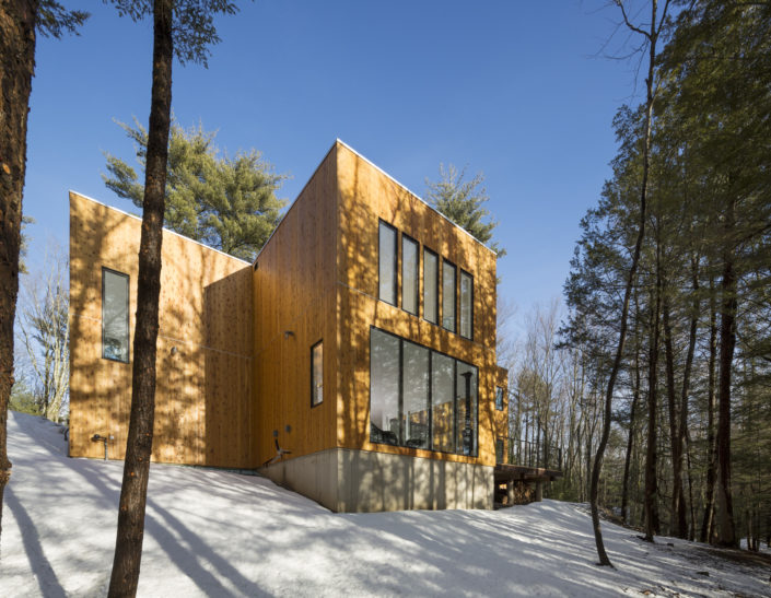 Creek House : Studio MM Architect