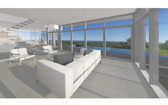 HV Contemporary Homes - The Cliffs : Aurora House