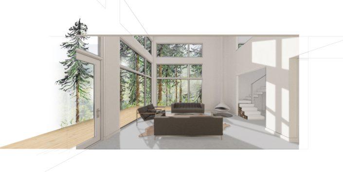 Cubed - Modern House Hudson Valley