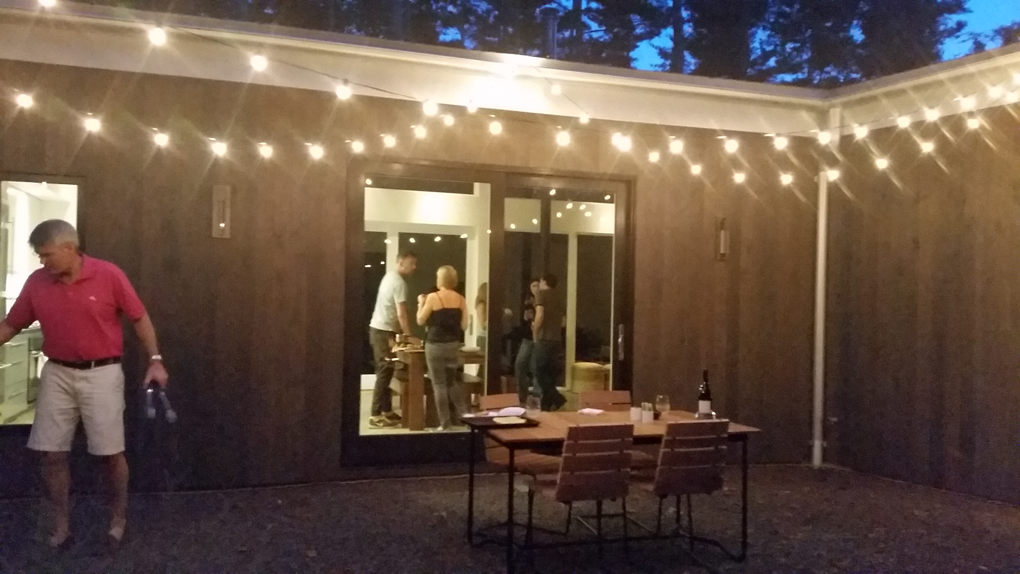 Summer Party at the Lantern House - Hudson Valley