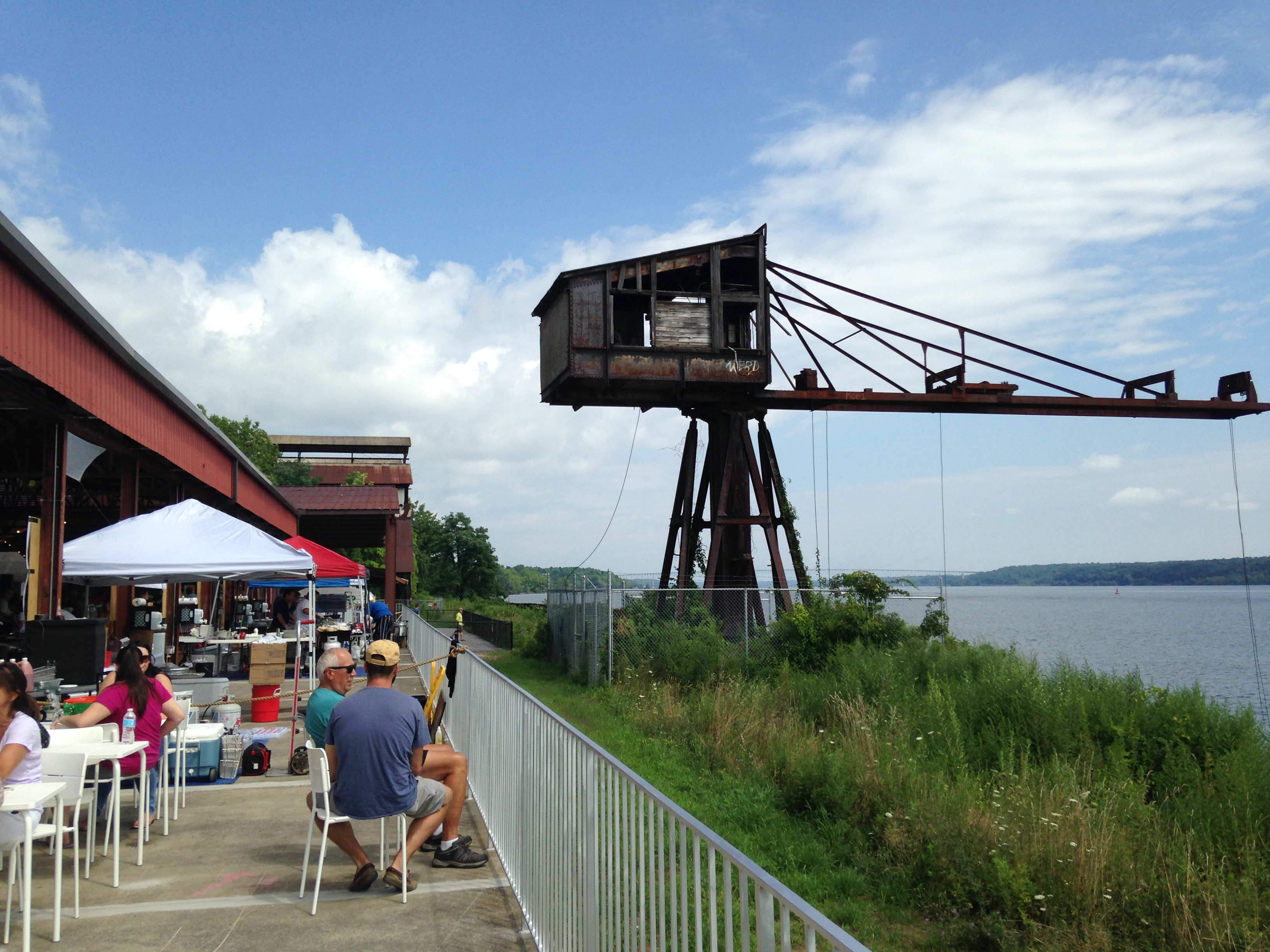 Local Adventures: Smorgasburg Upstate
