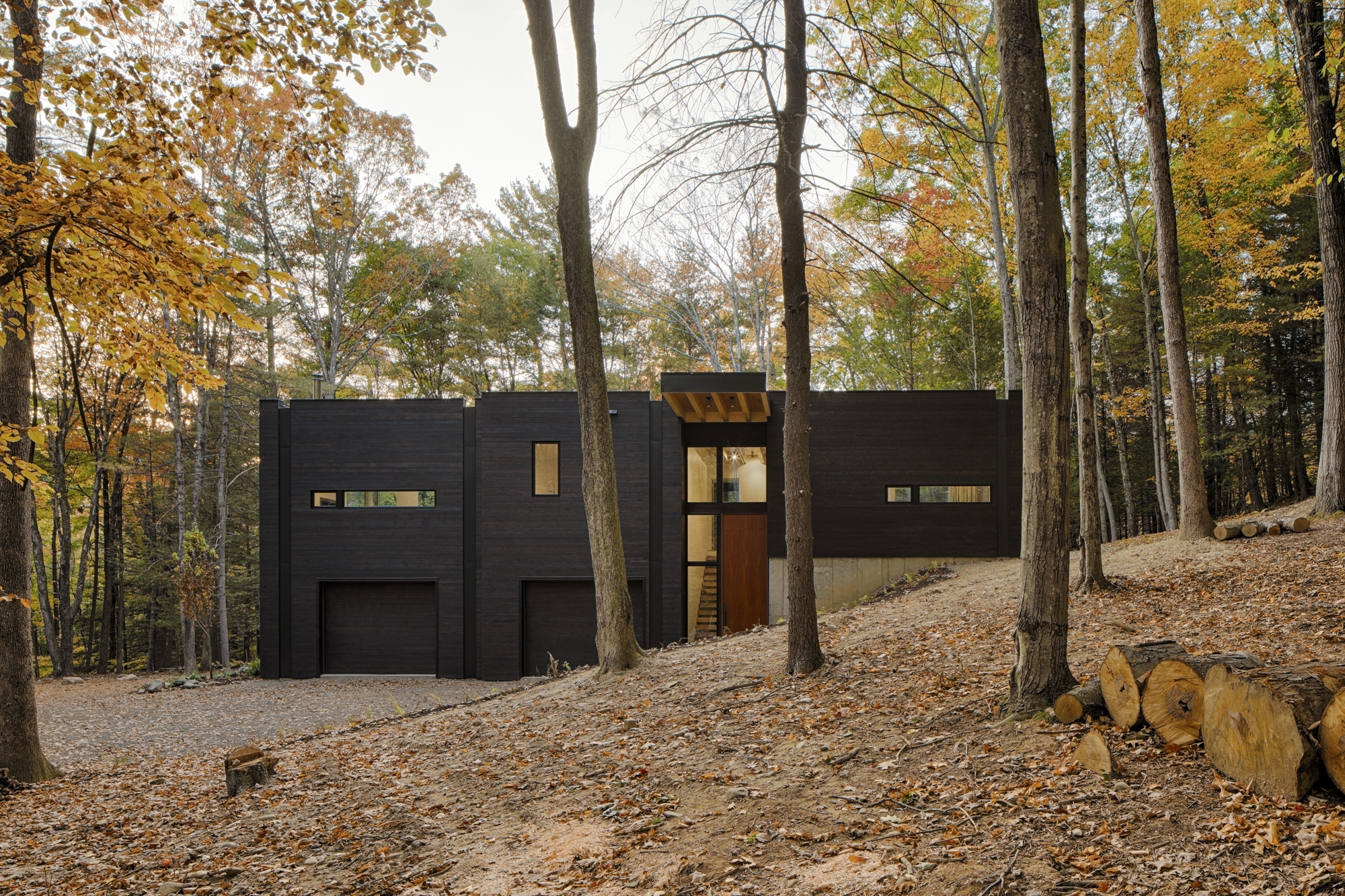 Hudson Valley Modern Homes - HV Contemporary Homes