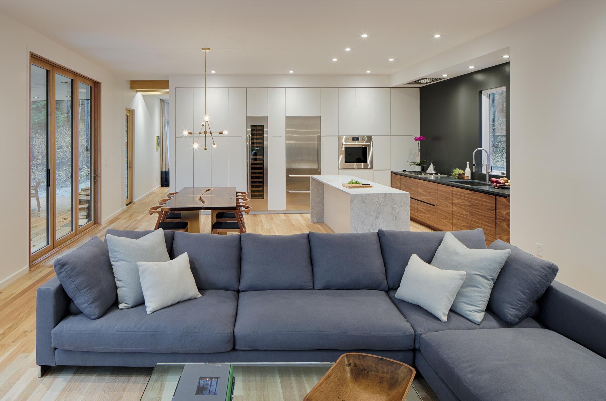 Modern Living - HV Contemporary Homes