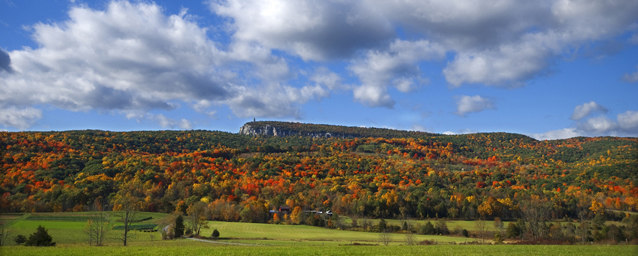 Scenic Routes and Roadways in the Hudson Valley