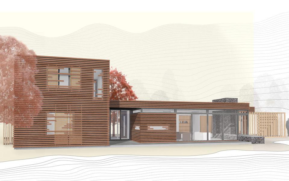 Introducing Luna: Modern Home in Design