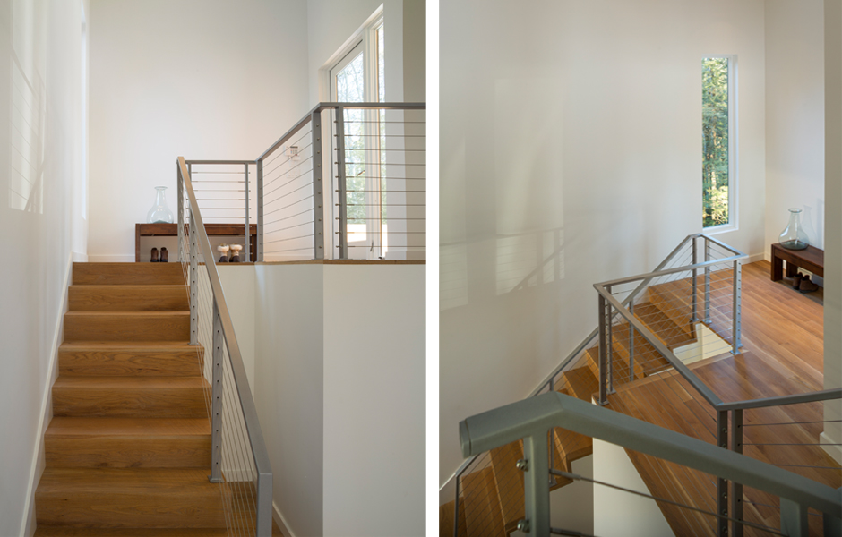 Contemporary Design Features: Modern Stairs