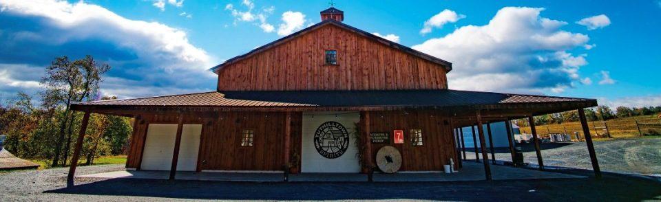 Tuthilltown Spirits Distillery