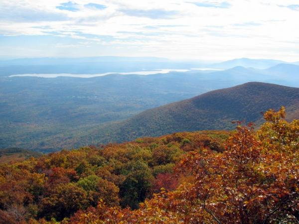 Overlook Mountain - 5 Breathtaking Hikes in the Hudson Valley
