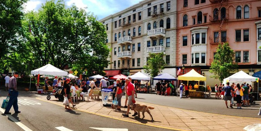 Hyde Park Farmers' Market - Best Produce of the Hudson Valley