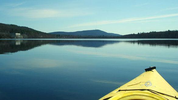 Kayaking the Hudson River - Hudson Valley Summer Fun