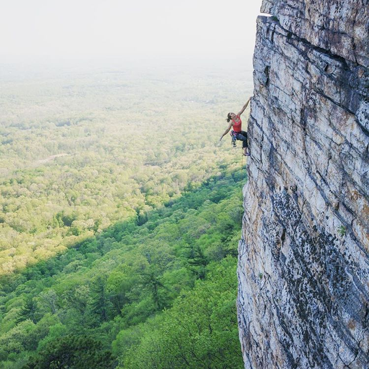 Rock Climbing in the Hudson Valley