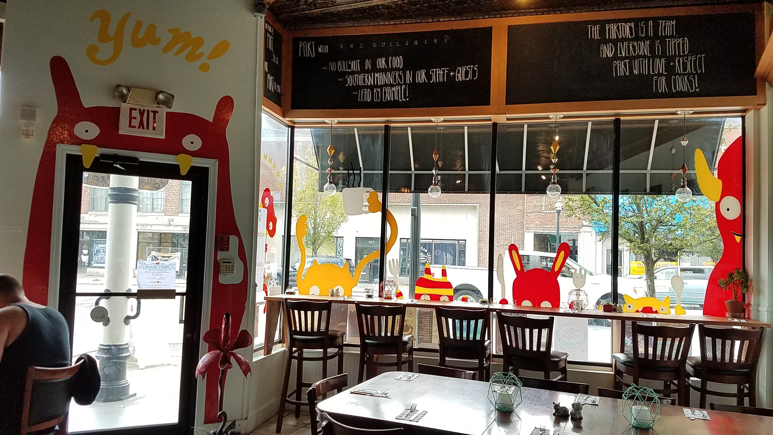 PAKT and other hot spots for brunch - Around the Valley