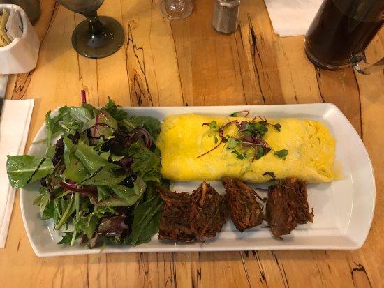 Breakfast at Love Bites Cafe - Best Spots for Brunch in the Hudson Valley