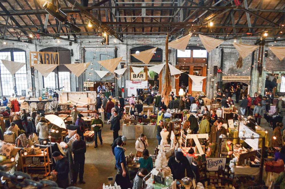 Thanksgiving Weekend in the Hudson Valley - Where to Shop, Eat and Celebrate
