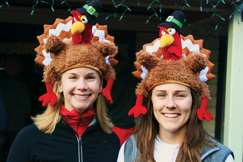 Turkey Trots in the Hudson Valley - Thanksgiving Weekend Activities