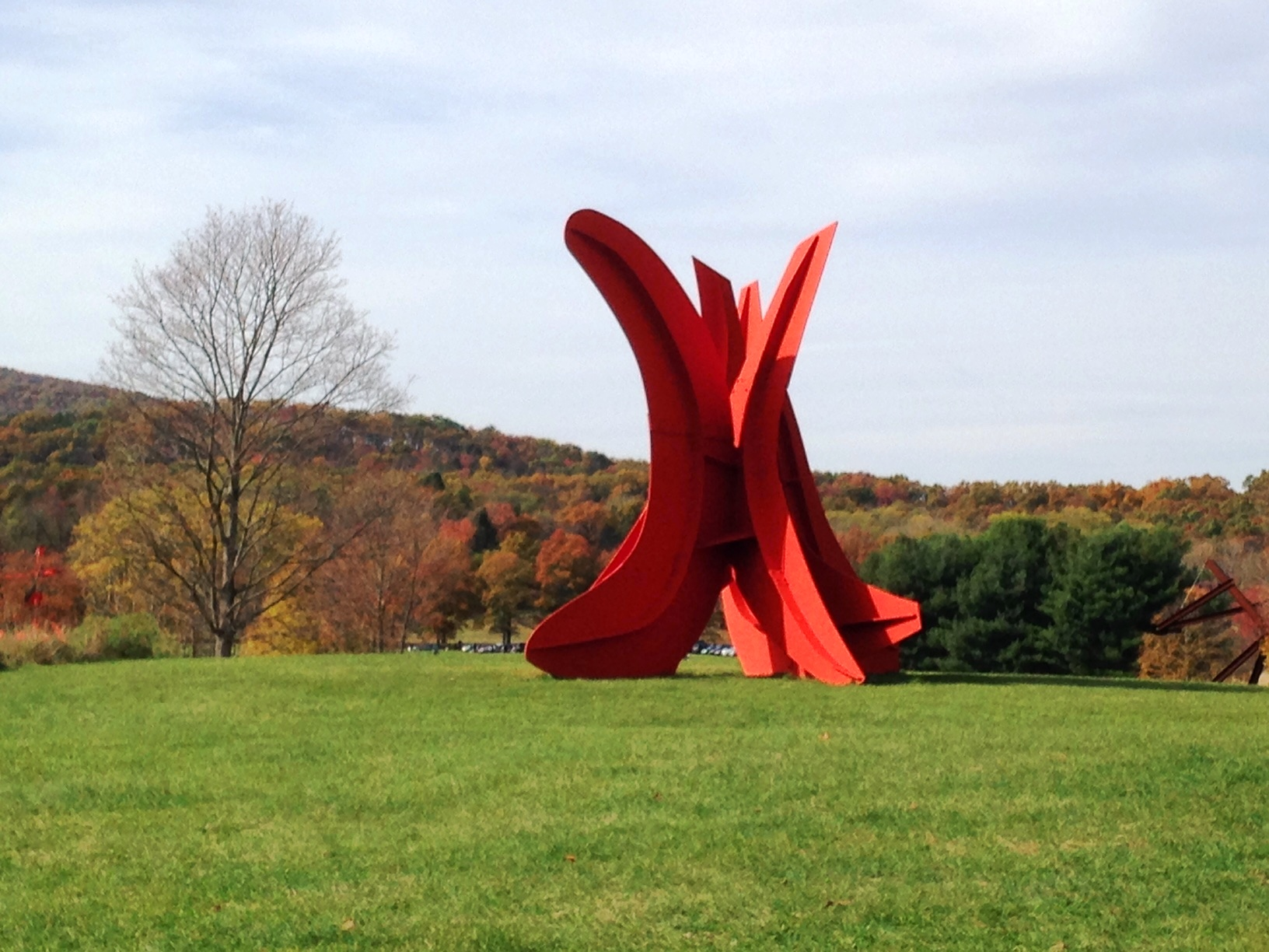 Art in the Hudson Valley at Storm King Art Center