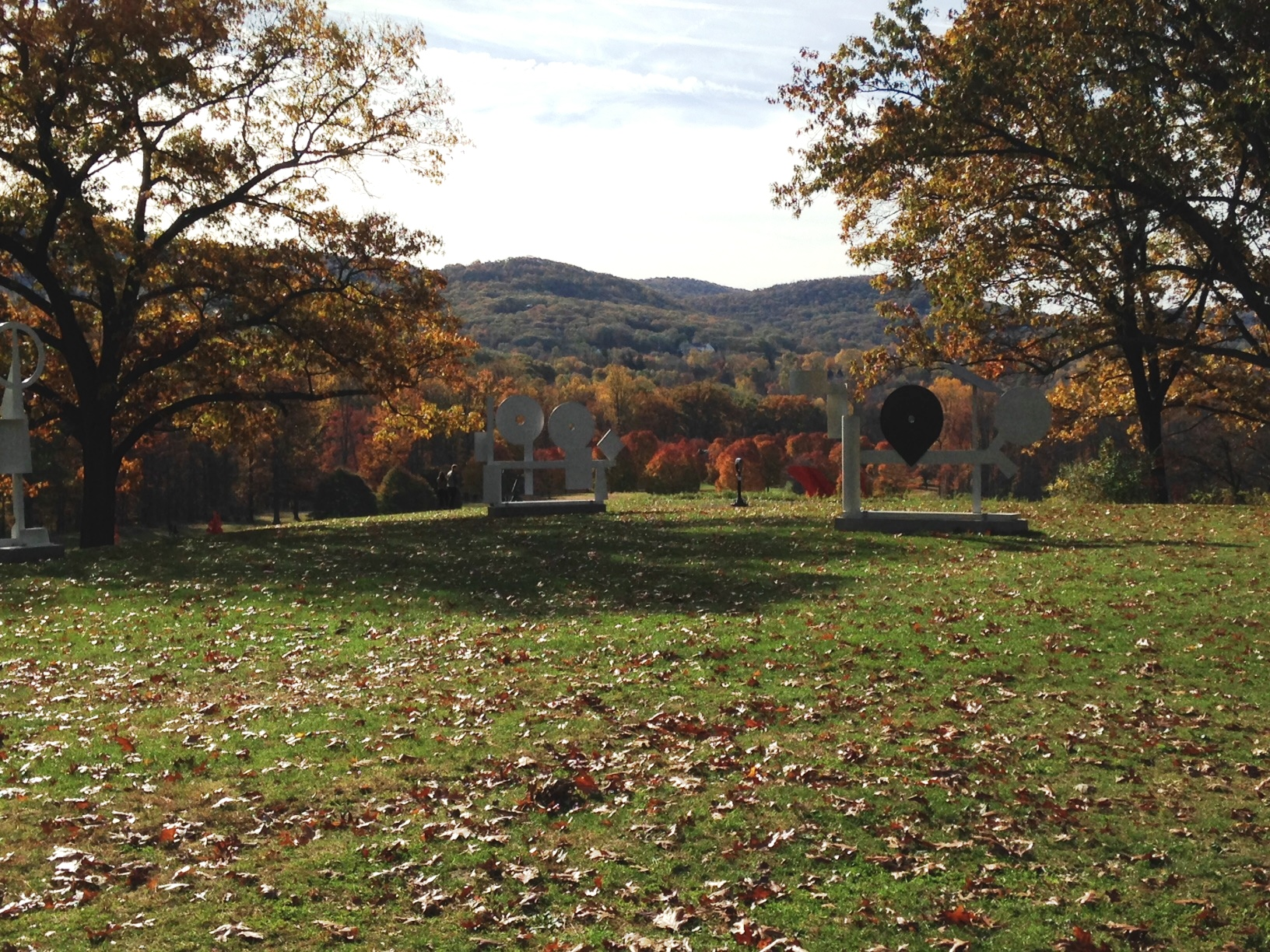 Local Adventures in the Hudson Valley: Storm King Art Center