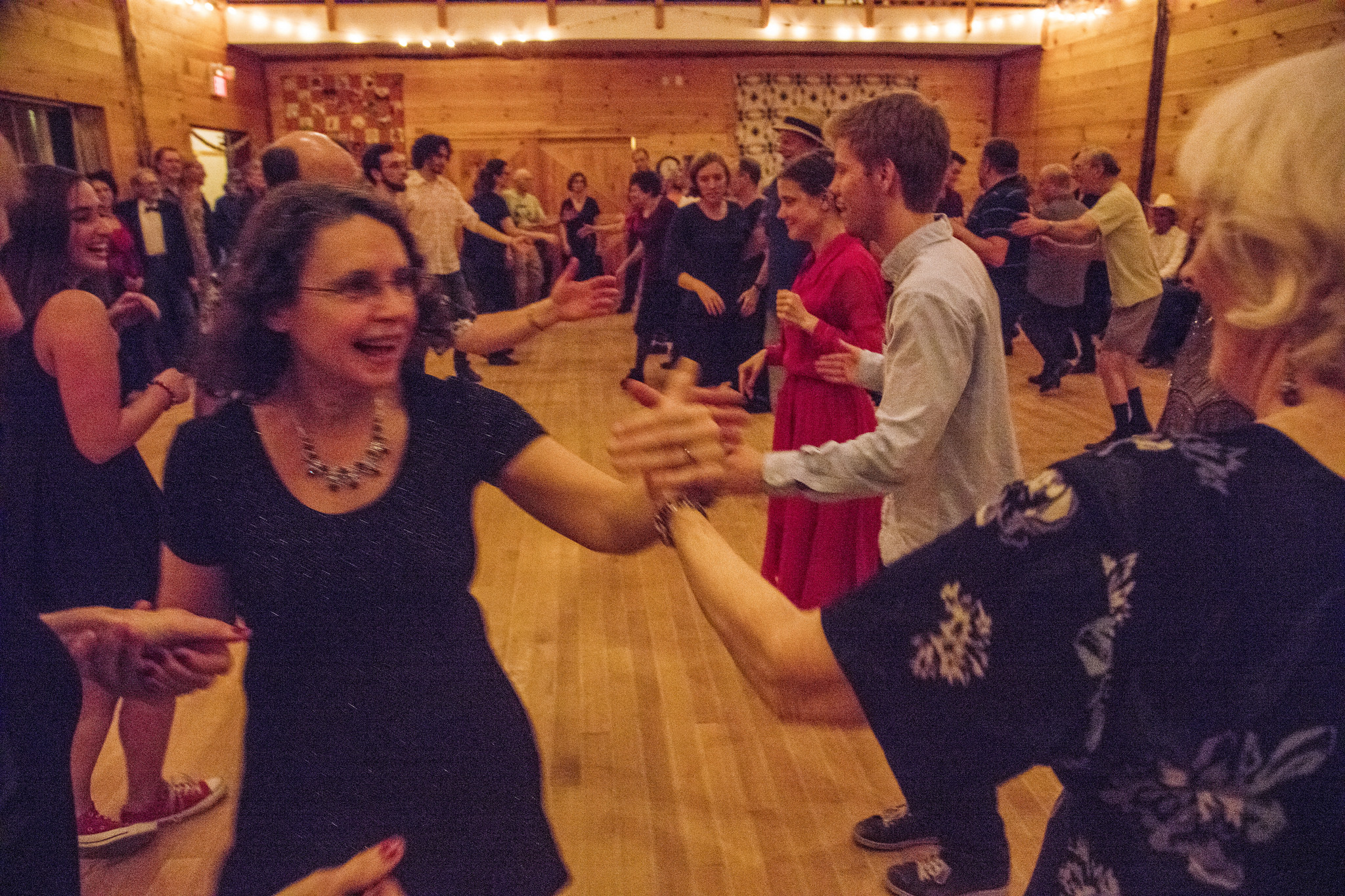 New Year's Eve Dance + Dinner - The Ashokan Center - Celebrating New Year's in the Hudson Valley