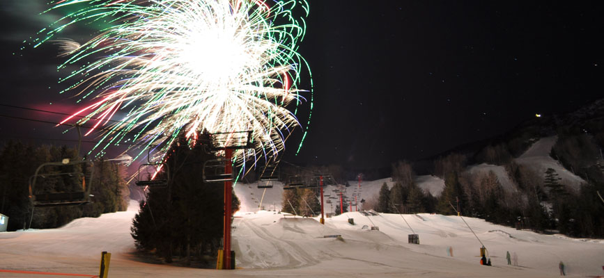 Fireworks and Grand Buffet New Year's Celebration - Windham Mountain Resort