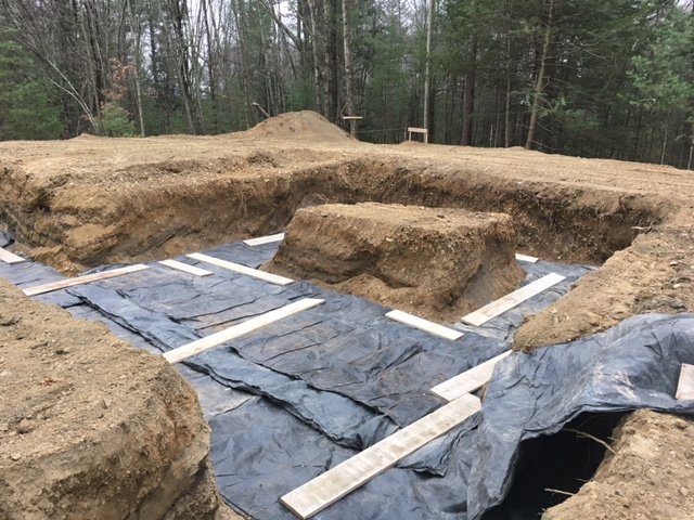 Ready for Foundation - Prepping a Site for Construction